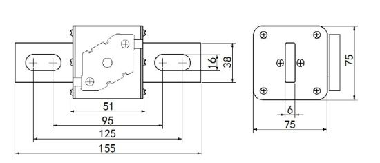 Outline And Mounting Dimensions