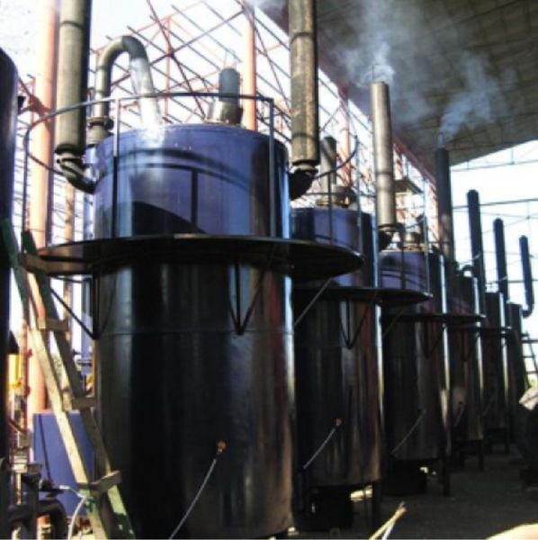 Wholesale FORTAN Pyrolysis Plant Supplier in Ludhiana India