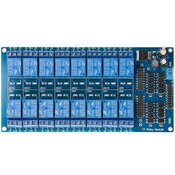 Sixteen Channel Relay Module