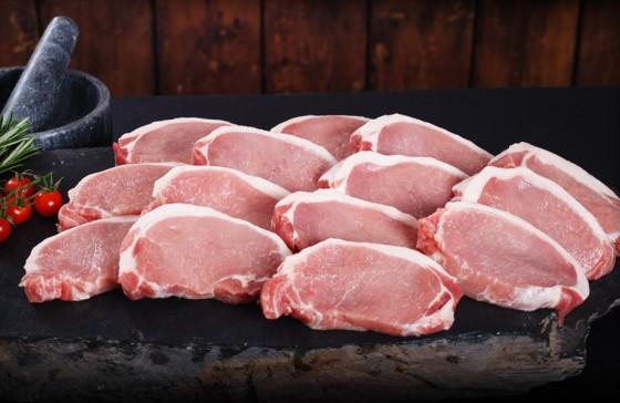 Boneless Pork Loin Steaks