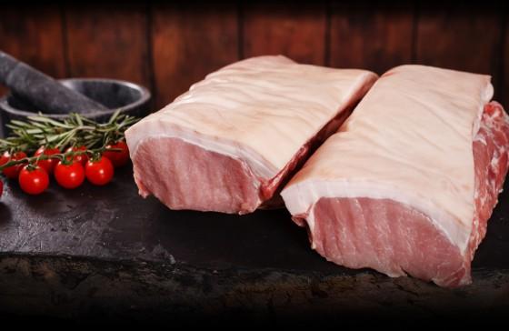 Frozen Boneless Pork Loin