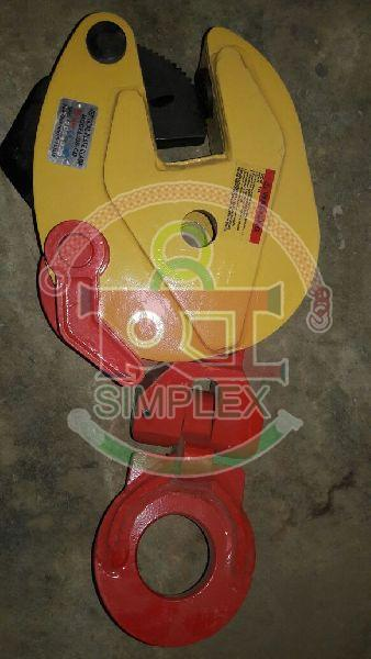 Vertical Steel Plate Lifting Clamp