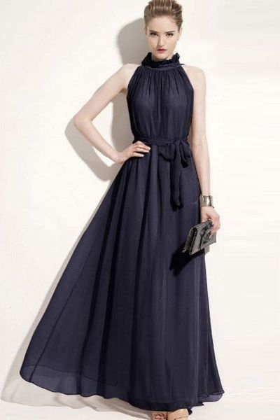 G-52 Dyna Black Gown 01