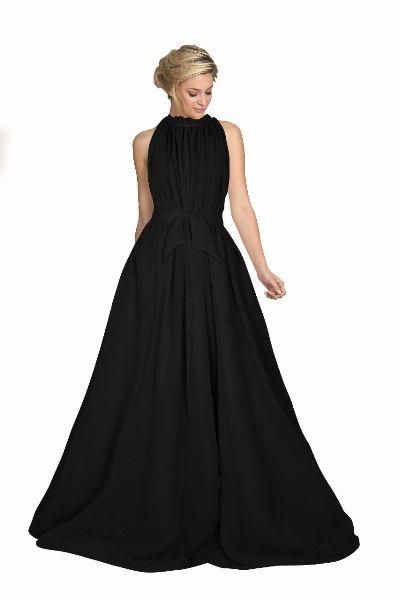 G-52 Dyna Black Gown 02