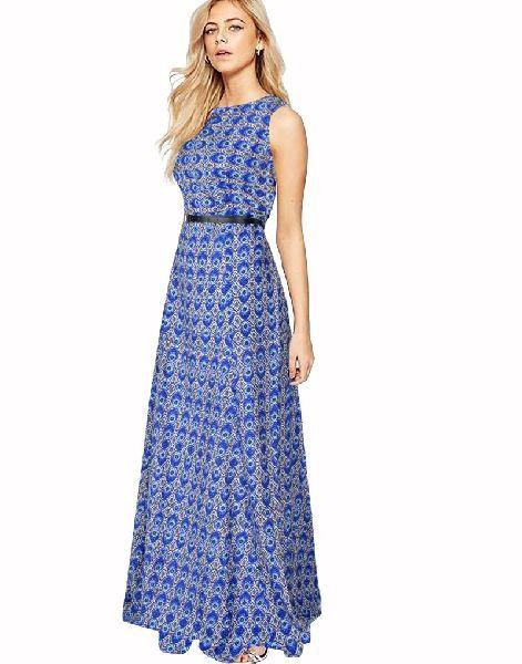 G-53 Morpichh Blue Gown 02