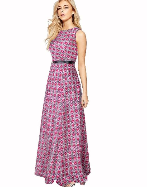 G-54 Morpichh Pink Gown 02