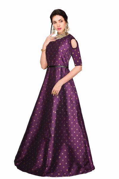 G-60 Sofia Wine Gown 02