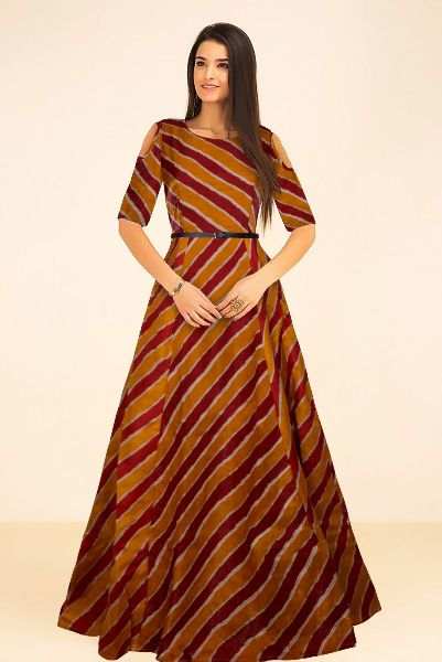G-68 Prince Maroon Gown 01
