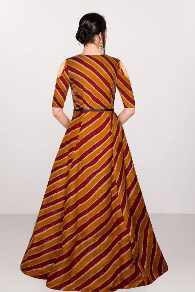 G-68 Prince Maroon Gown 03
