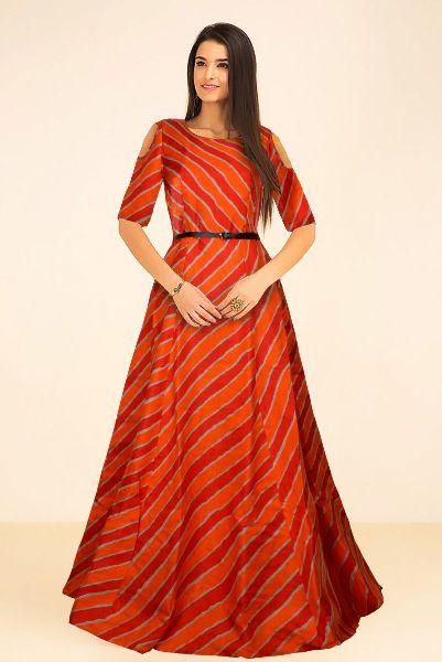 G-69 Prince Orange Gown 01