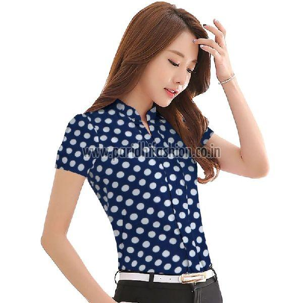 Deltin 03 Blue Shirt