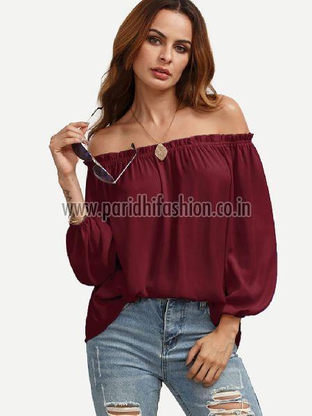 Deltin 92 Maroon Shirt
