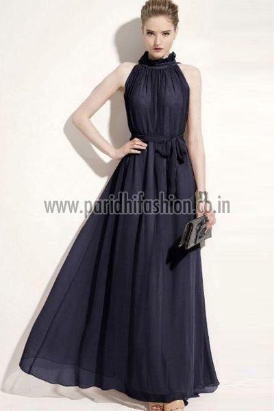 G-52 Dyna Black Gown 01