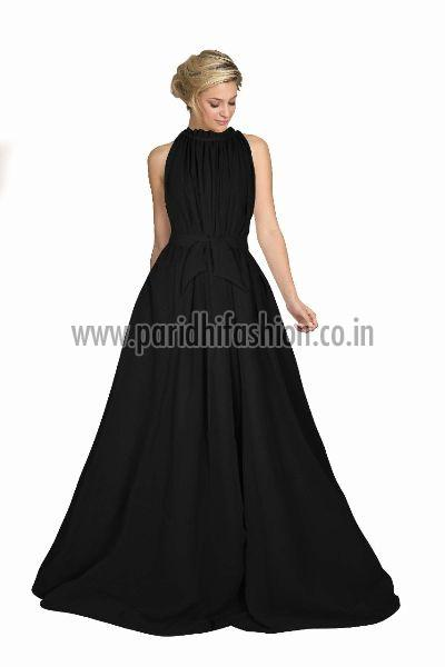 G-52 Dyna Black Gown 02