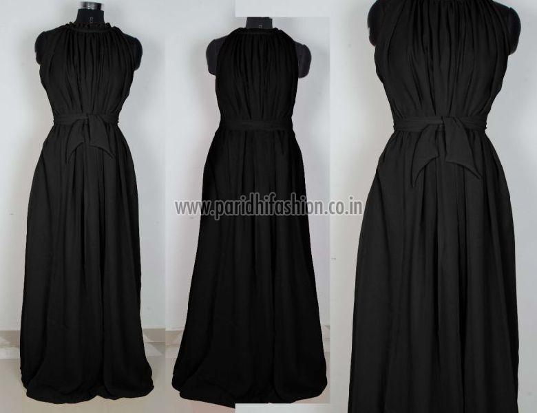 G-52 Dyna Black Gown 03