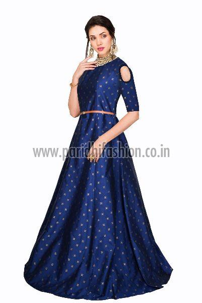 G-59 Sofia Blue Gown 02
