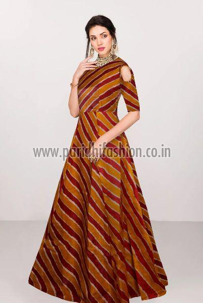 G-68 Prince Maroon Gown 02