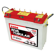 Exide Tubular Battery