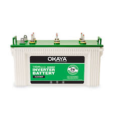 Okaya Tubular Battery