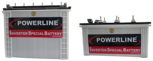 Powerline Tubular Battery