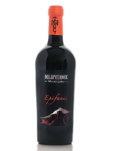 Milopotamos Mount Athos Epifanis Wine