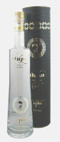 Oyzo Premium No 7 Gold Wine