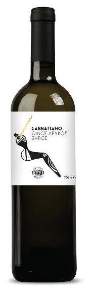Savatiano White Dry Wine