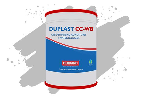 Duplast CC-WB Concrete Admixture