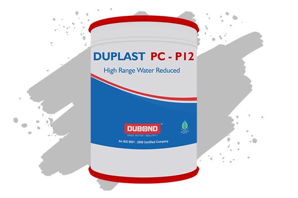 Duplast PC-P12 Concrete Admixture