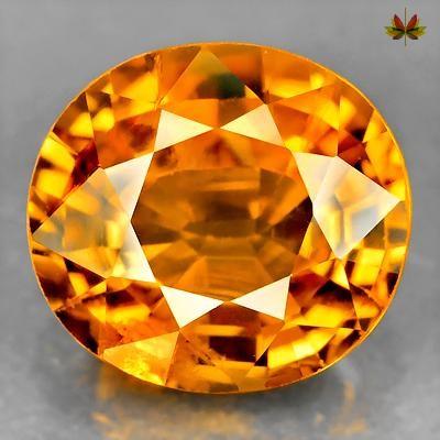 Yellow Sapphire Gemstone