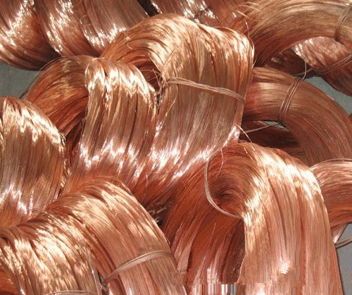 Pure Millberry Copper Wire Scrap