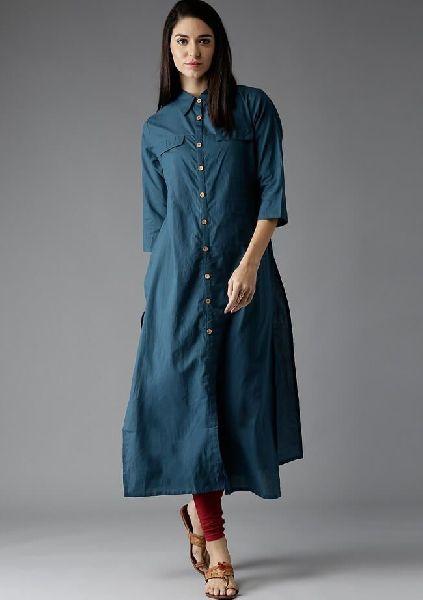 Shirt Style Kurtis