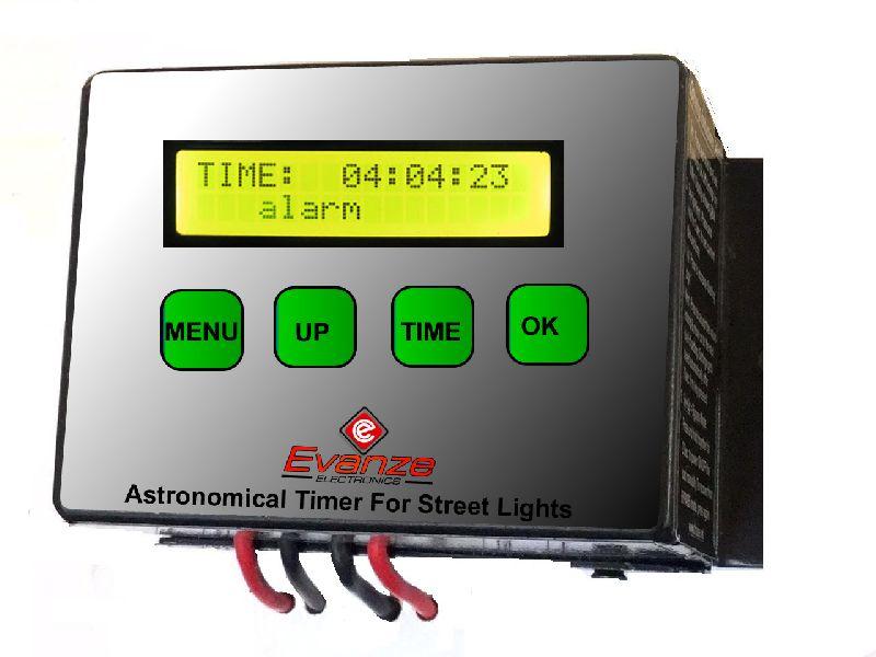 Weatherproof Street Light Controller
