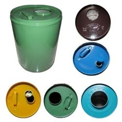 1 Inch Paint Drums