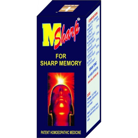 M Sharp Syrup