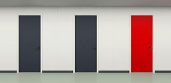 insulated doors & panels