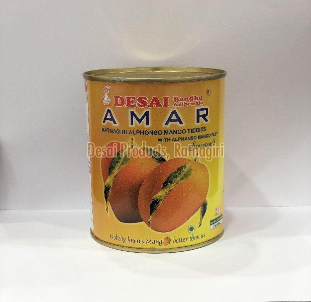 Alphonso Mango Titbides
