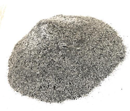 Double Calcined Rice Husk Ash