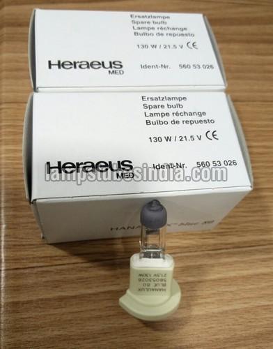 Heraeus Operation Theatre Spare Bulb