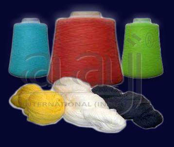 Colored Acrylic Yarn 01