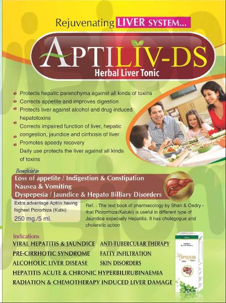 Aptiliv-DS Liver Tonic