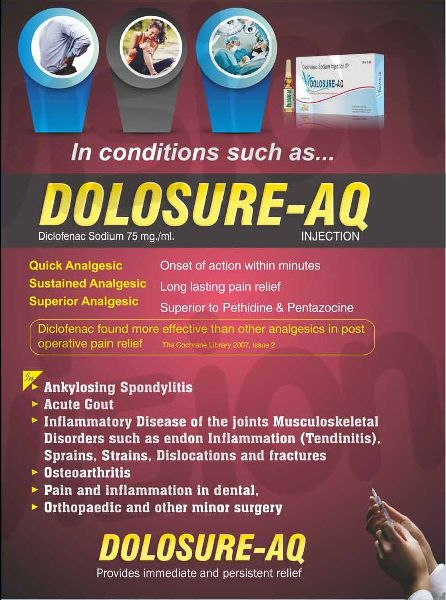 Dolosure-AQ Injection