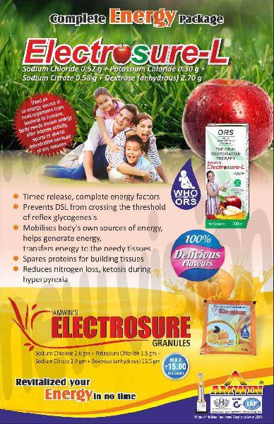 ElectroSure-L Energy Drinks