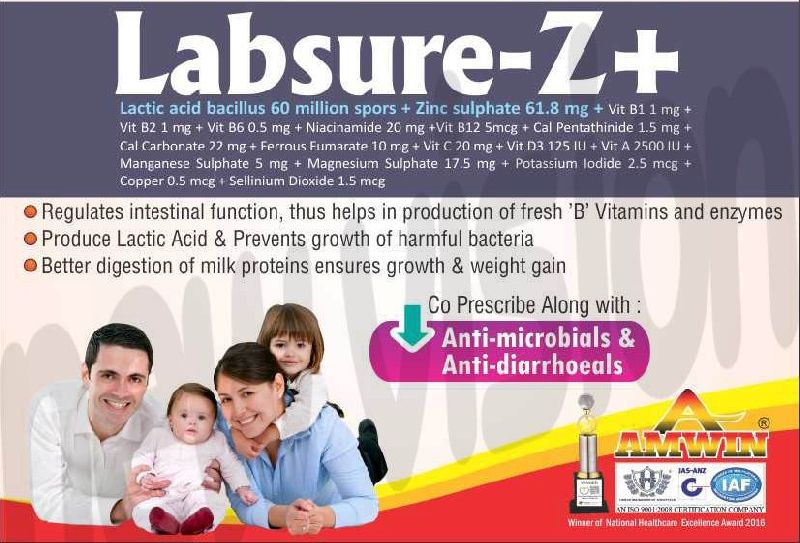 Labsure-Z+ Tablets