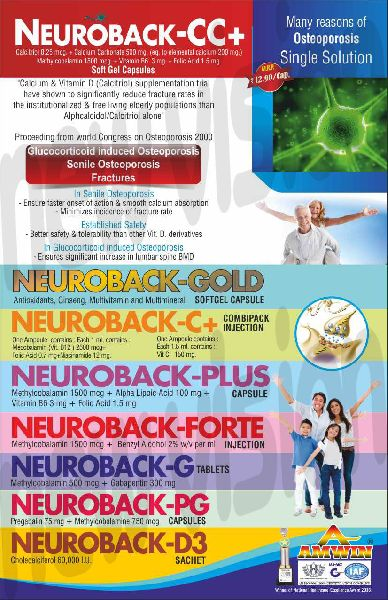 Neuroback-CC+ Softgel Capsules