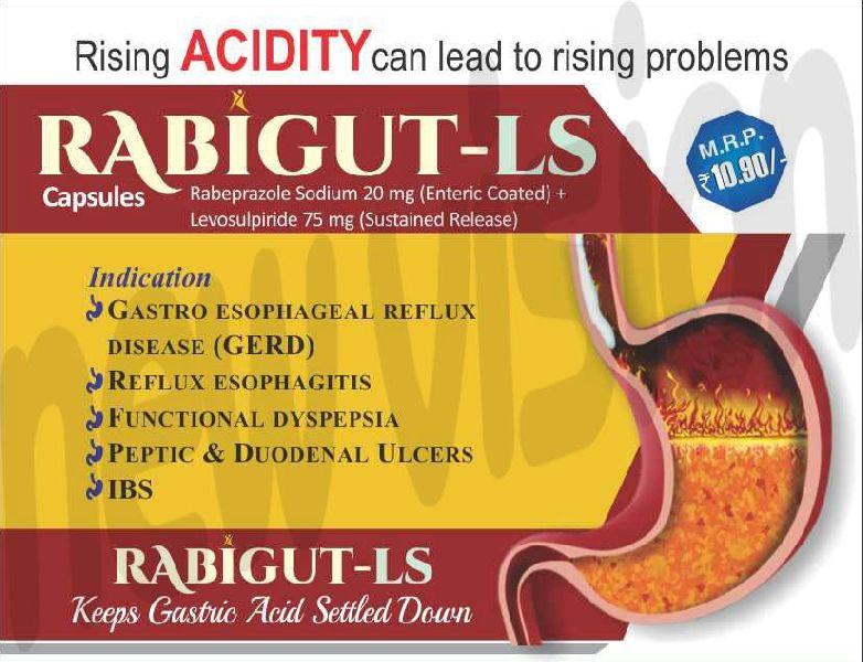 Rabigut-LS Capsules