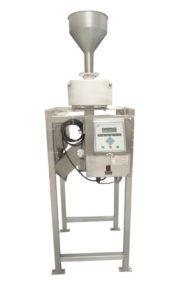 Off Line Gravity Feed Metal Detector