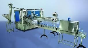 40 BPM Bottle Filling Machine