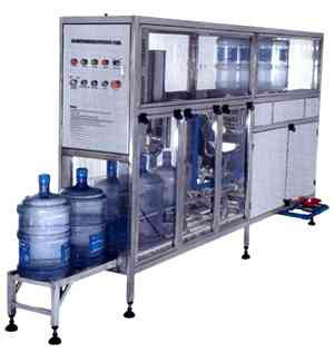 Filling Machine For Jars