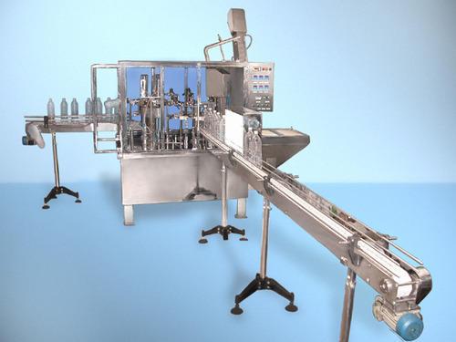 Filling Machines For PET Bottles